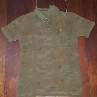 Camo color Ralph-Lauen Polo shirt