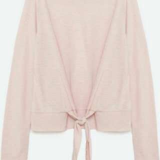 [INC POST] Zara Knot Top