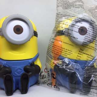Minion Cereal Bottle/Box *Limited*