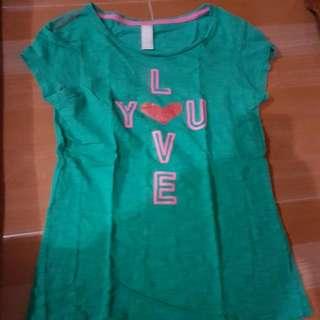 love you tshirt