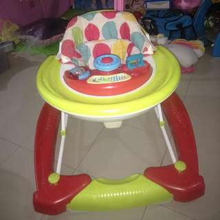 I2in1 Baby Walker and Rocking Chair