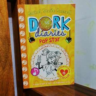 Dork Diaries Pop Star