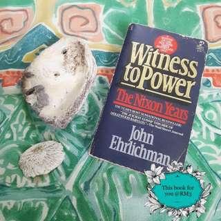 Witness to power