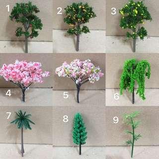Artificial Trees (terrarium, Diy Craft, Collection)