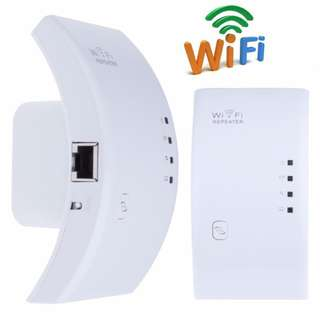 [Free Postage] 300Mbps Portable WiFi Repeater / Router