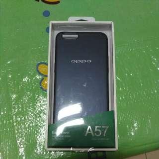 黑色OPPO手機殼(A57)#交換最划算
