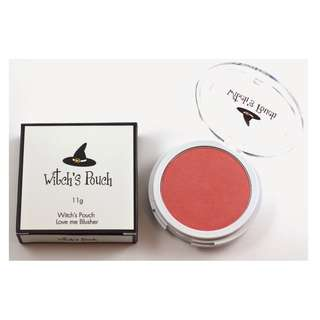 Witch's Pouch Love me Blusher 11g (07 Sexy Swan)