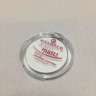 Essence All About Matt Fixing Compact Powder