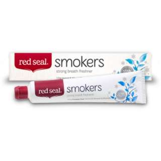 (NEW) Red Seal Smokers Toothpaste