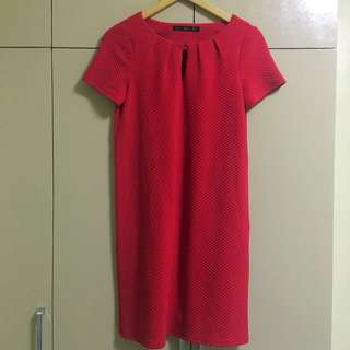 FOR ME Red Dress