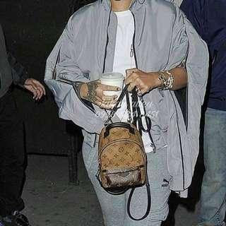Louis Vuitton Bb Palmspring Backpack In Reverse Monogram