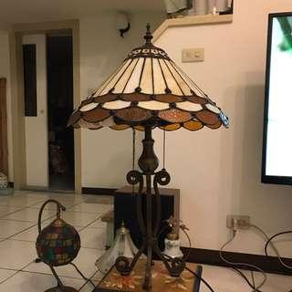 歐式風格 檯燈 床頭燈