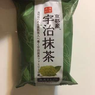 綠茶洗面梘