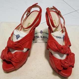 Authentic PRADA shoe