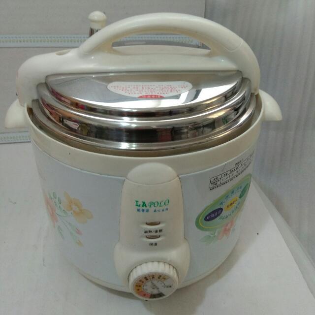 藍普諾電子壓力快鍋(5L)
