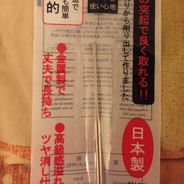 《日本製》掏耳棒 挖耳器