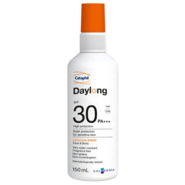 (過期品)舒特膚 全日護防曬噴霧SPF30/PA++/150ml