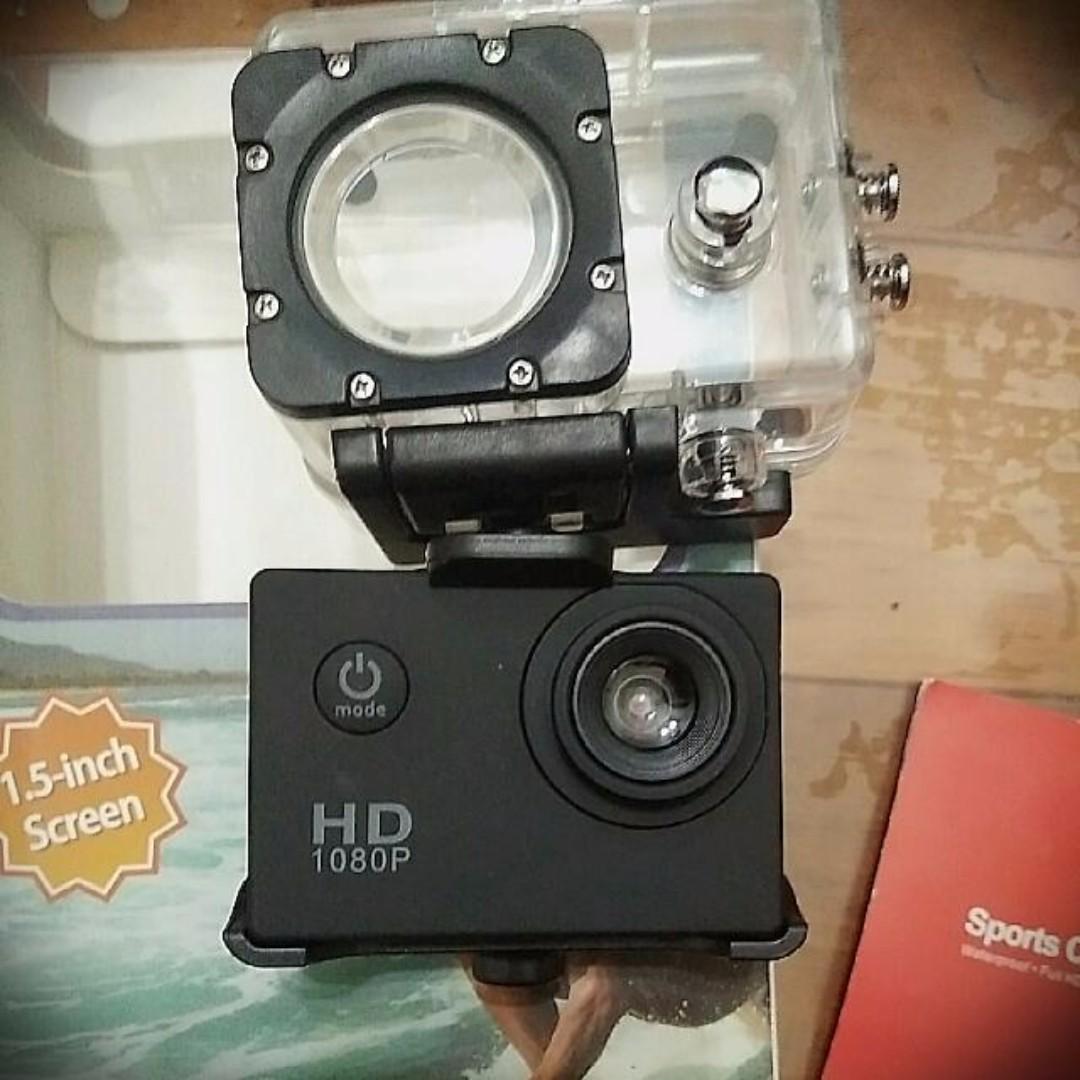運動攝影機 Sports Cam 1080p 含運費