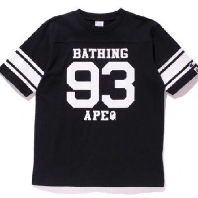 A Bathing Ape x Champion L號