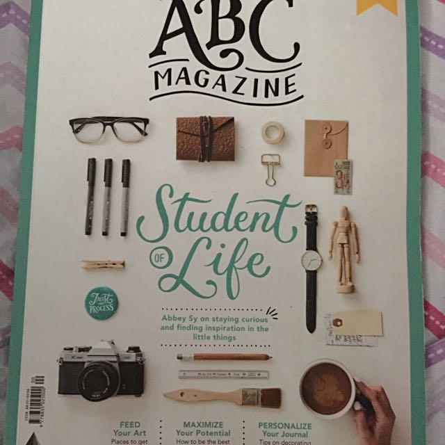 ABC Magazine Student of life