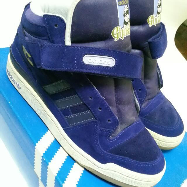 uk availability e0077 73ad4 ... new zealand adidas forum mid rs def jam mens fashion footwear on  carousell ae108 e5738 ...