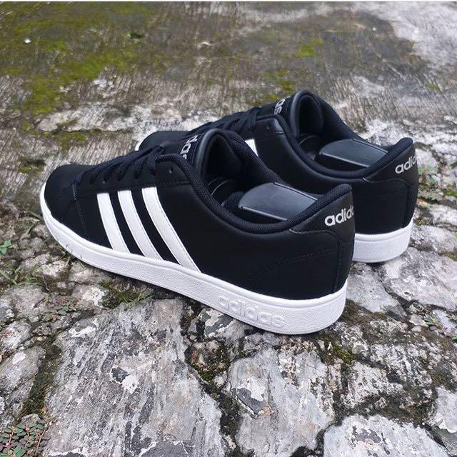 Adidas Neo Baseline Original Black White