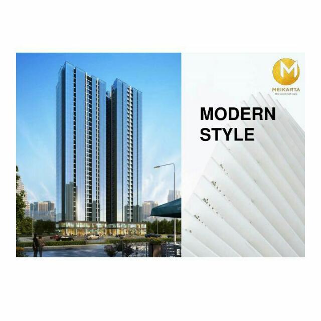 Apartemen Meikarta By Lippo Group