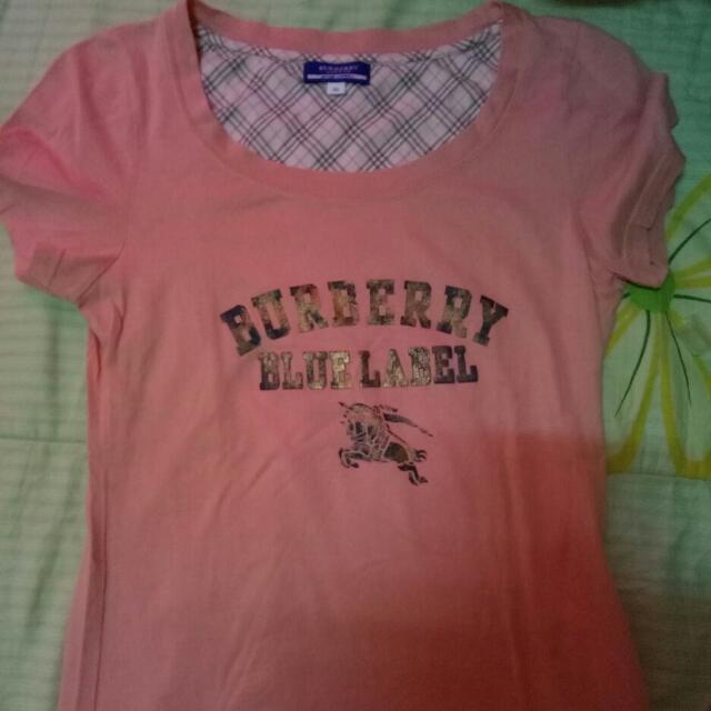 Authentic Burberry Tshirt