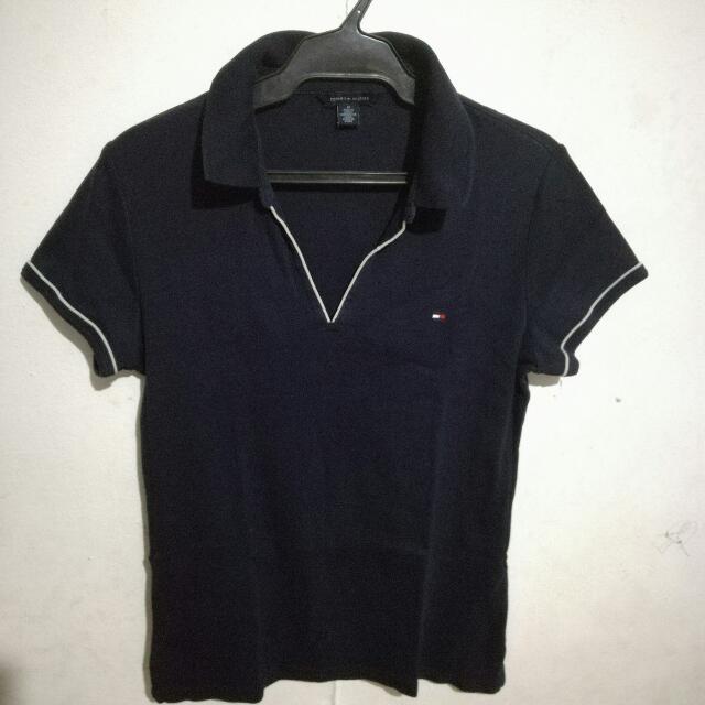 Authentic Tommy Hilfiger Vneck Shirt