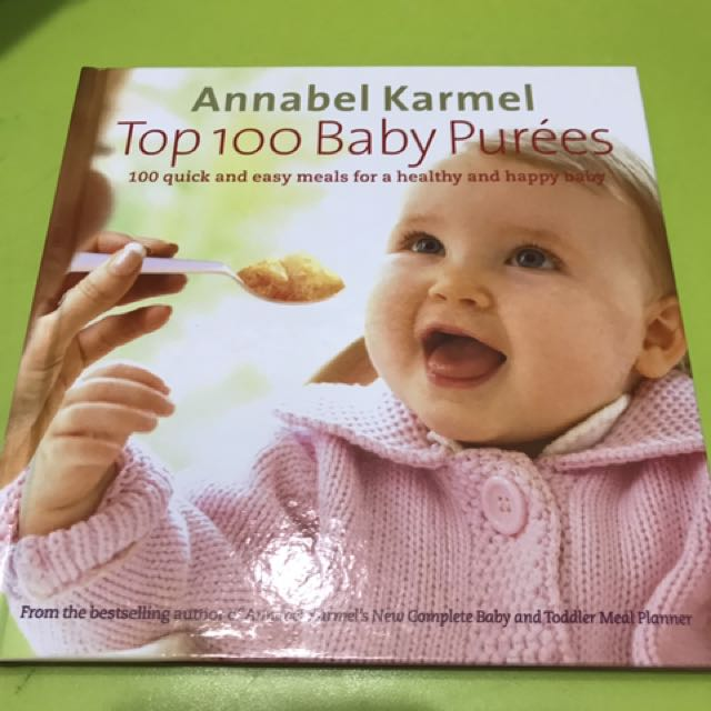 Baby food pure recipe book books stationery books on carousell photo photo photo photo photo forumfinder Choice Image