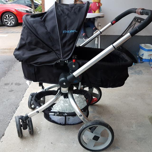 Bassinet Stroller