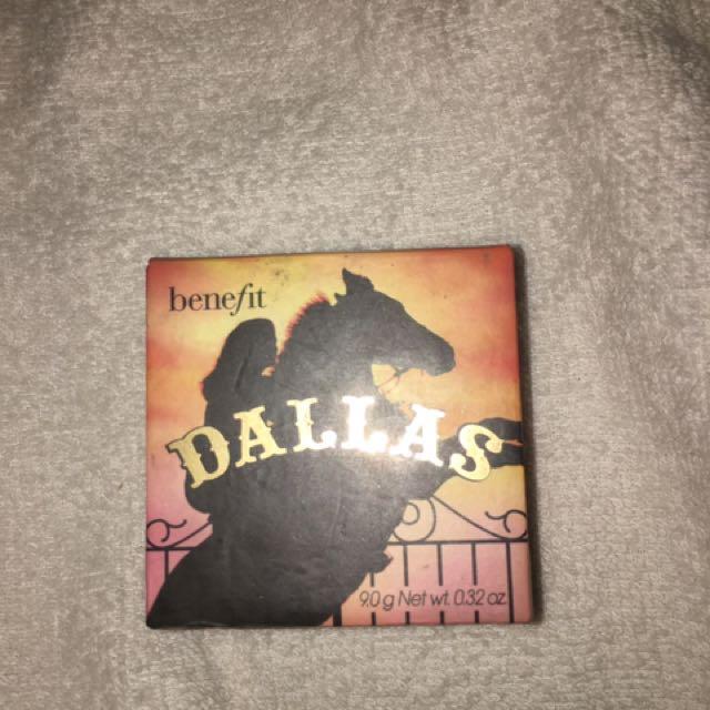 Benefit Dallas Blush