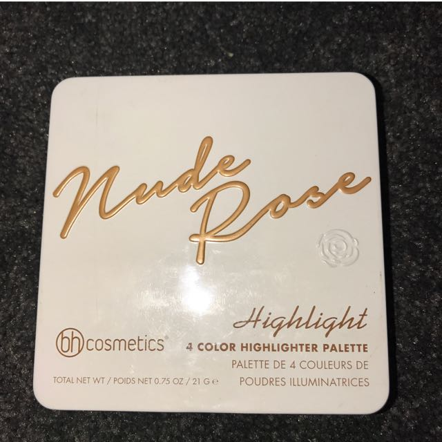 BH Cosmetics Nude Rose Highlighter