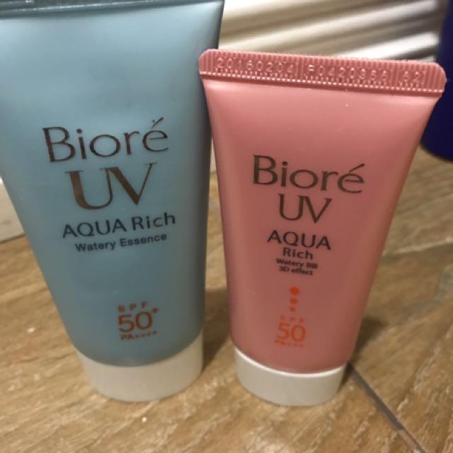 Biore UV Bundle