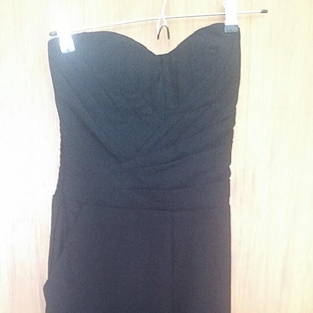 Black Jumpsuit From Dotti