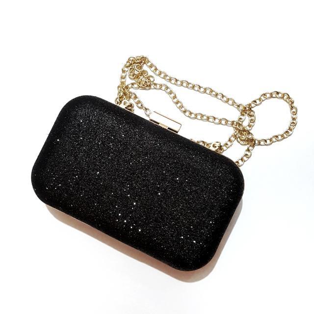 Black Mini Sling Bag Import
