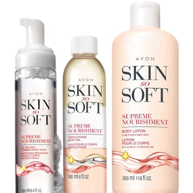 BN Skin So Soft Supreme Nourishment Pack
