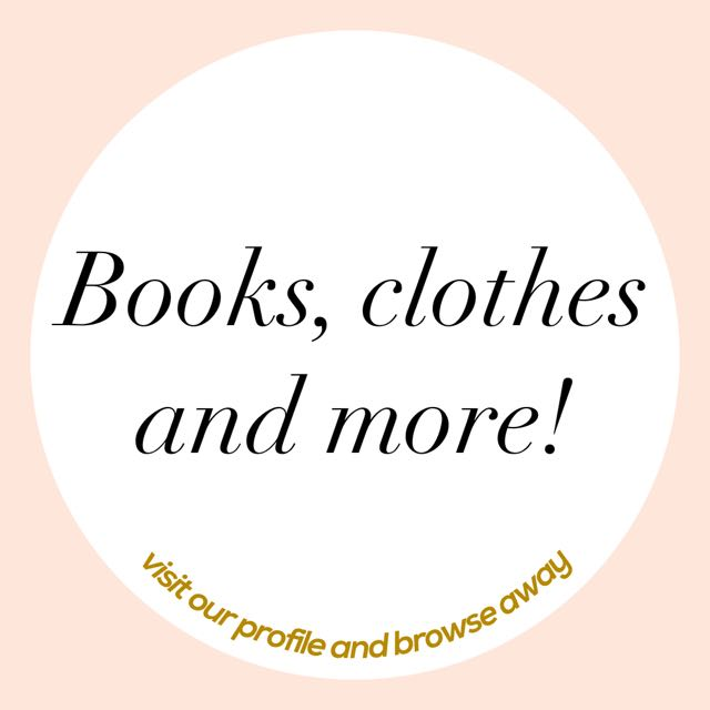 Books, Clothes, Bags, Shoes!!!