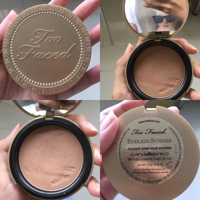 Bronzer Too Faced Endless Summer 16 Hour Long Wear Bronzer