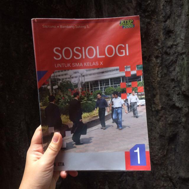 Buku pelajaran SMA kelas 10