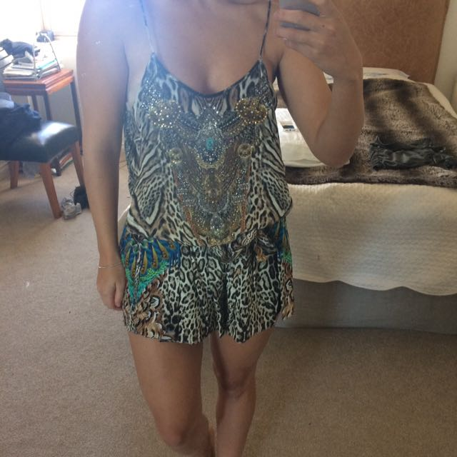 Camilla Jumpsuit Size 1