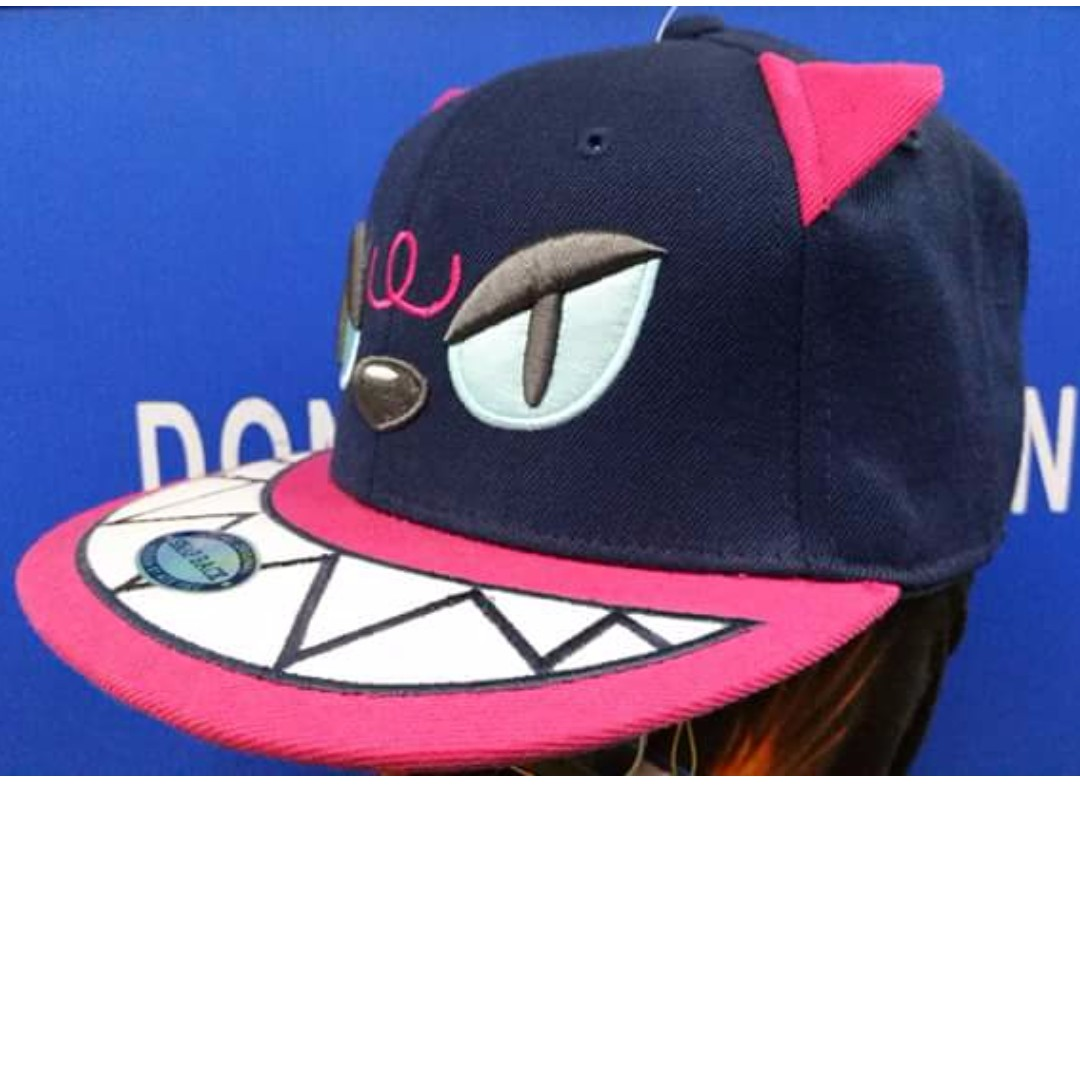 254f4b0b9cc cartoon face cap