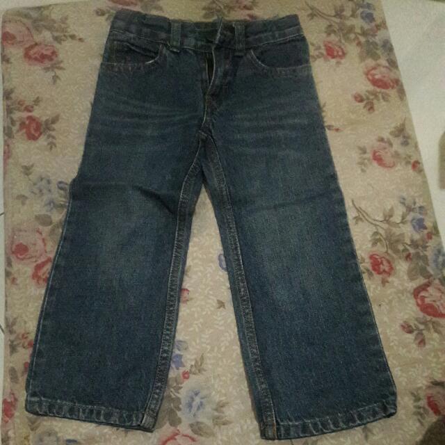 Celana Panjang Jeans Anak Merk Carter's