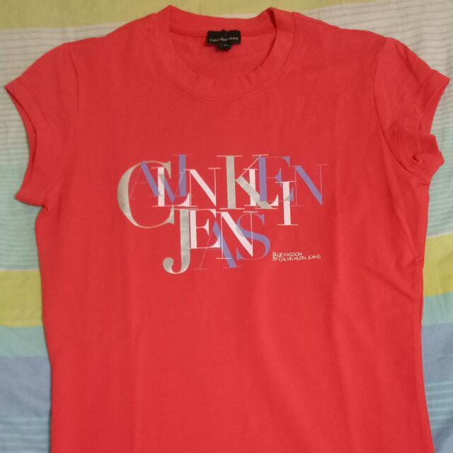 CK T恤