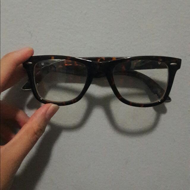 Clear Glasses (F21)