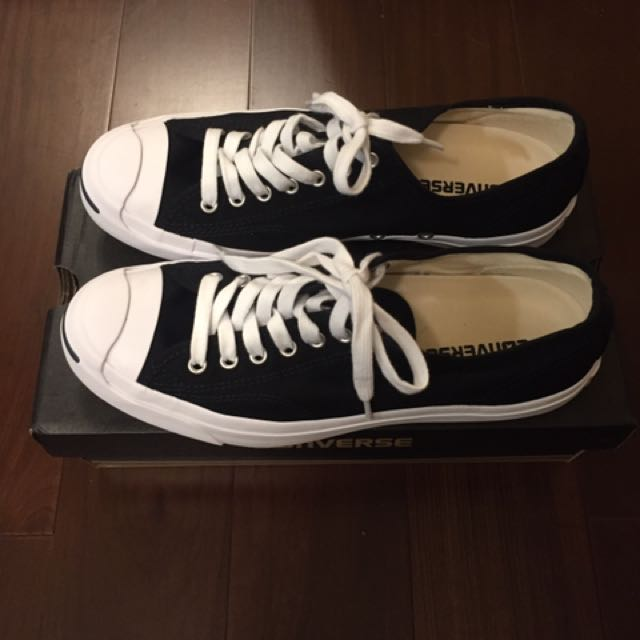 Converse Jack Purcell 開口笑