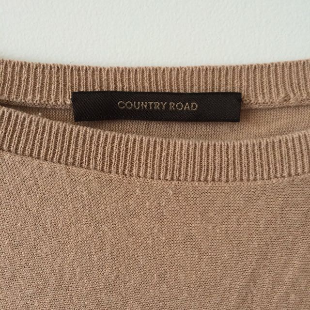 Country Road Top