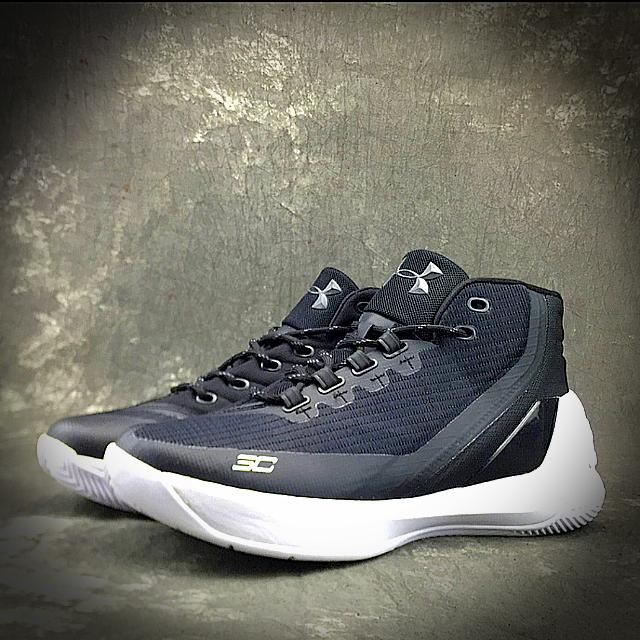 Curry 3 [ Black And White ], Sports