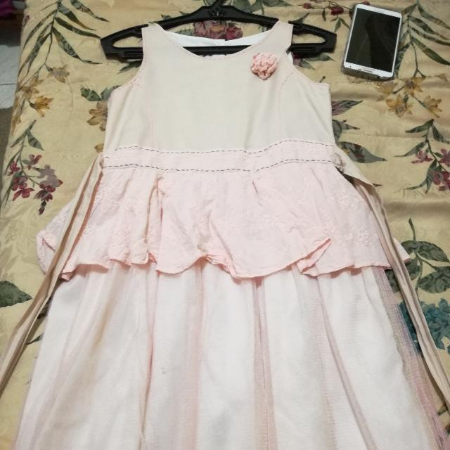 Dainty Dress For Kids