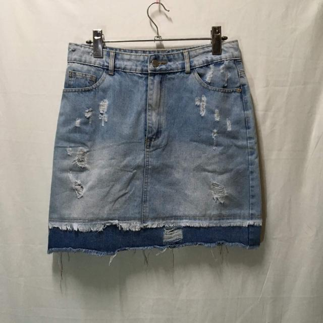 Denim skirt from TRUE LOVE